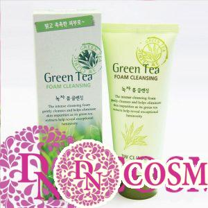sua-rua-mat-tra-xanh-3w-clinic-green-tea