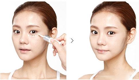 kem-che-khuyet-diem-2-dau-concealer-dual-veil-face-shop-7