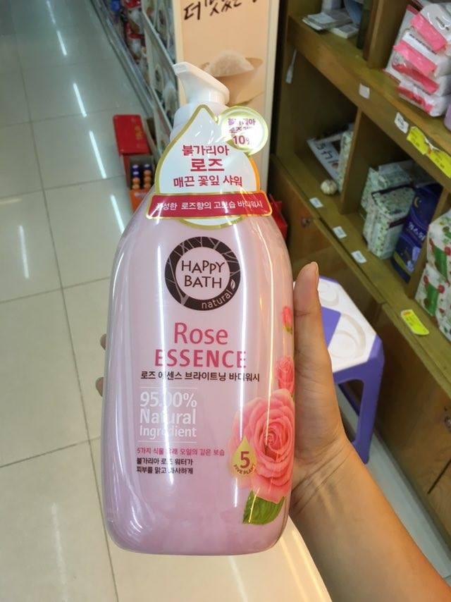 sua-tam-cao-cap-happy-bath-900ml-chinh-hang-han-quoc