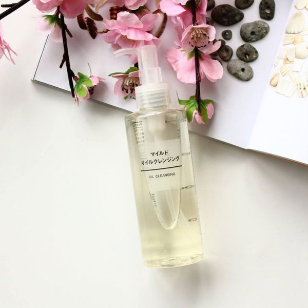 Image result for muji cleansing oil