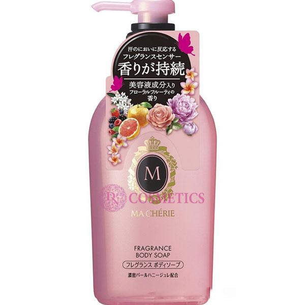 sua-tam-shiseido-macherie-600ml