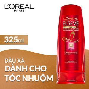 dau-xa-loreal-elseve-color-protection-325ml-toc-nhuom-do