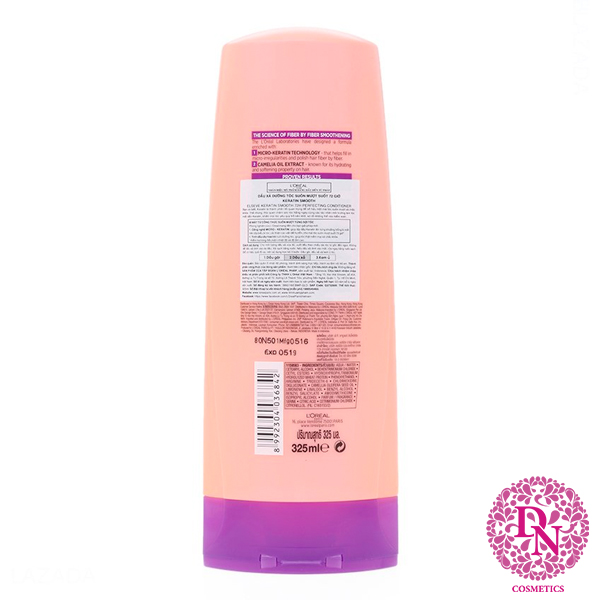 dau-xa-loreal-elseve-keratin-smooth-325ml-suon-muot-trang-tim-1