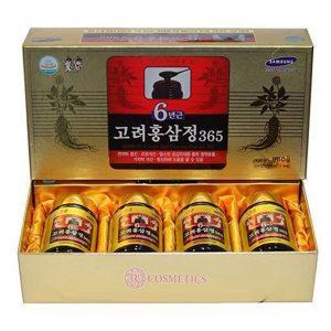 cao-hong-sam-han-quoc-6-tuoi-4-lo-250gx4