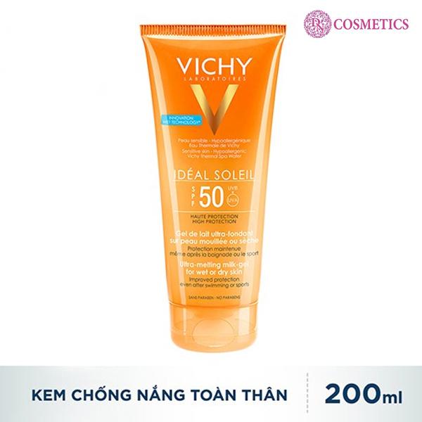 kem-chong-nang-toan-than-vichy-ideal-soleil-200ml-dang-gel-sua
