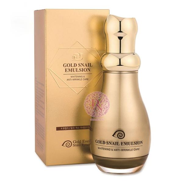 sua-duong-da-oc-sen-vang-24k-gold-snail-emulsion-130ml