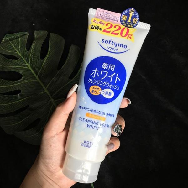 sua-rua-mat-softymo-cleansing-foam-white-220g-xanh-dam-3