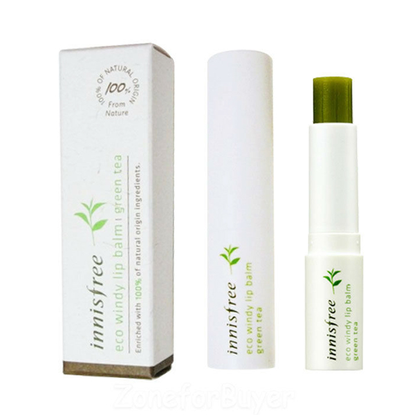 son-duong-tra-xanh-innisfree-green-tea-lip-balm-3-5gr