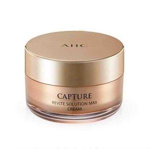 kem-duong-da-ahc-capture-revite-solution-max-cream-50gr-vang