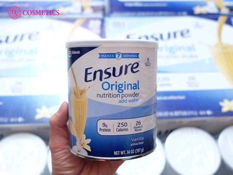 cong-dung-cua-sua-bot-ensure-original-nutrition-powder