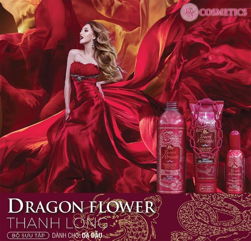 cong-dung-cua-sua-tam-xich-tesori-d-oriente-250ml-dragon-flower