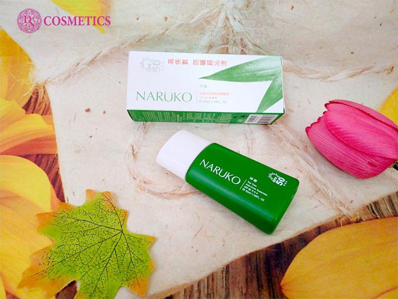 thanh-phan-chinh-cua-kem-chong-nang-danh-cho-da-mun-naruko-tea-tree-anti-acne-sunscreen-spf50-pa