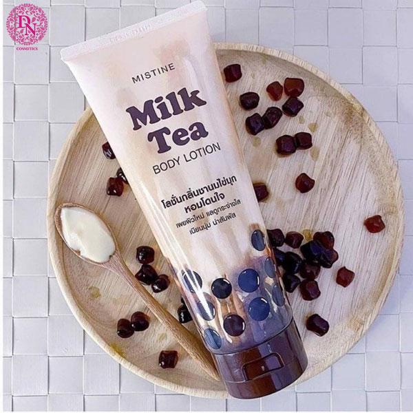duong-the-tra-sua-tran-chau-mistine-milk-tea-body-lotion-200ml