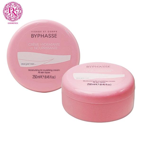 kem-duong-am-byphasse-moisturing-nourishing-cream-face-body-250ml