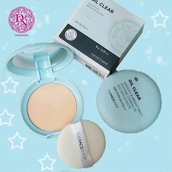 phan-nen-kiem-dau-oil-clear-the-face-shop-n203-9g