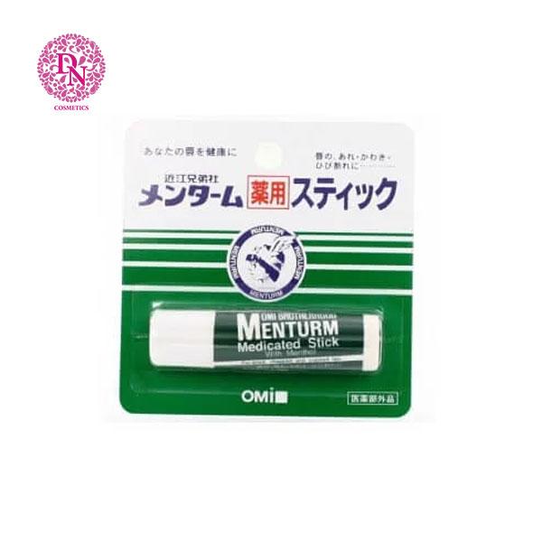 son-duong-danh-cho-moi-kho-va-nut-ne-omi-brotherhood-menturm-medicated-stick-with-methol