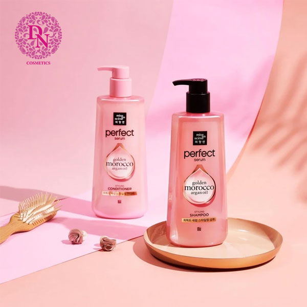 dau-goi-mise-en-scene-perfect-serum-680ml-shampoo-goi-hong