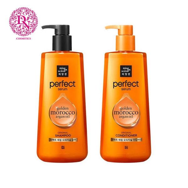 dau-goi-mise-en-scene-perfect-serum-680ml-shampoo-goi-vang